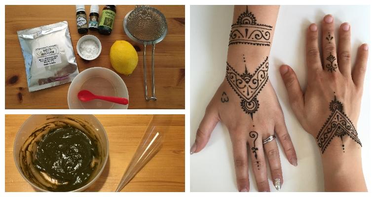 Hennafestés