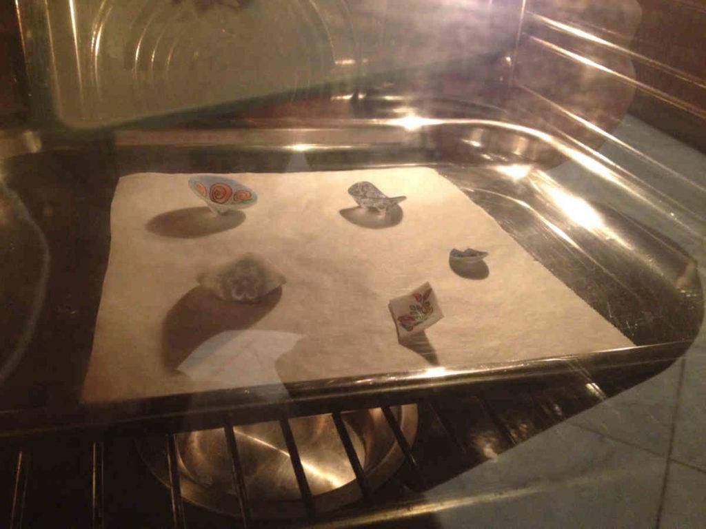zsugorka sütés