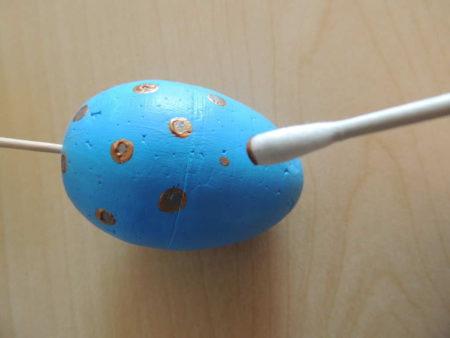 tojás dekorálás