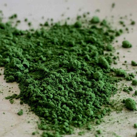 matcha zöldtea por