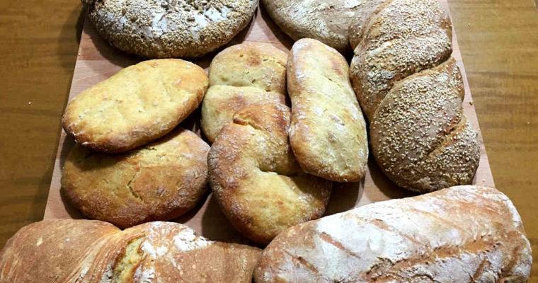 Házi kenyérsütés