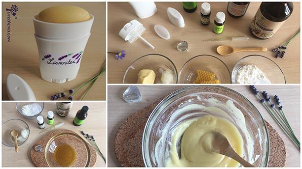 Így készíts természetes krém dezodort házilag