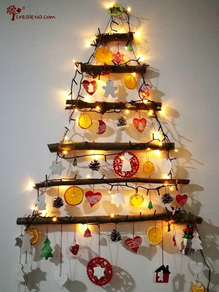 Alberi Di Natale Alternativi Foto.Albero Di Natale Alternativo Crealexia