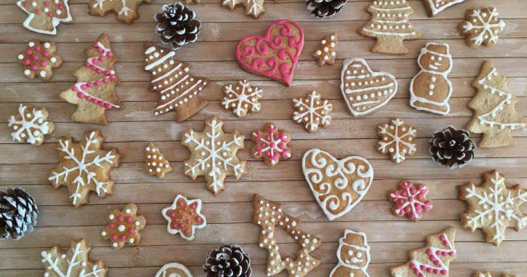 Ricetta biscotti di pan di zenzero (gingerbread)